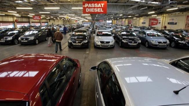 VW retira 150,000 carros Passat
