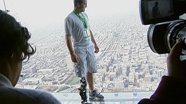 Escalador biónico logra desafío