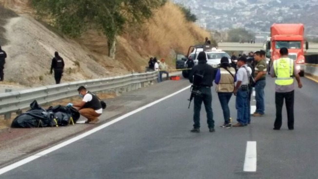 Hallan seis cuerpos desmembrados al sur de México