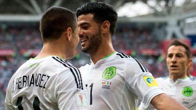 ¿Alemania o Chile? ¡México ya está en semis de Copa Confederaciones!