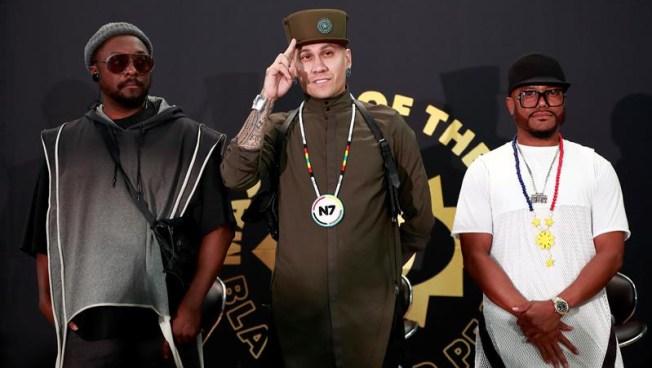 La banda Black Eyed Peas lanza video en apoyo a inmigrantes
