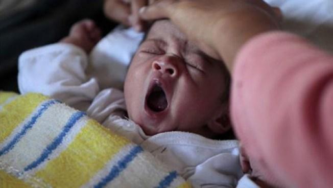 Niños no vacunados a riesgo de enfermarse