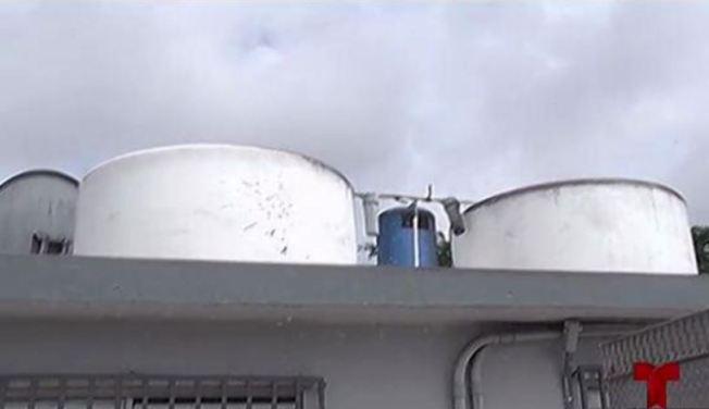 Sin agua abonados de Utuado y Lares