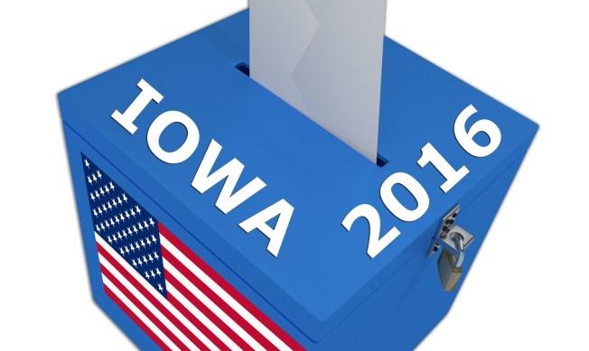 Iowa: ve aquí los resultados de las asambleas electorales