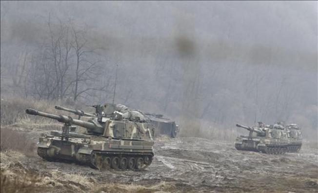 Disparos desatan tensión entre las dos Coreas