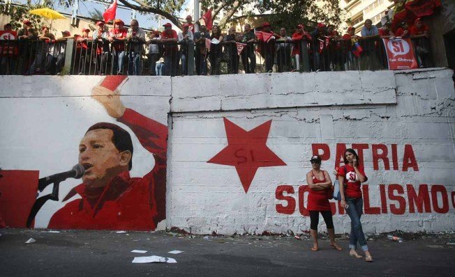 Chávez no jurará el cargo, por ahora
