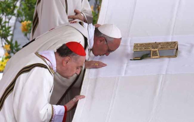 El Papa conserva sus 2 pulmones