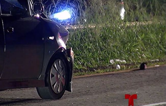 Accidente grave con peatón en Arecibo