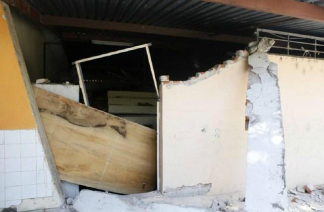 Víctimas fatales aumentaron a 95 — Terremoto en México