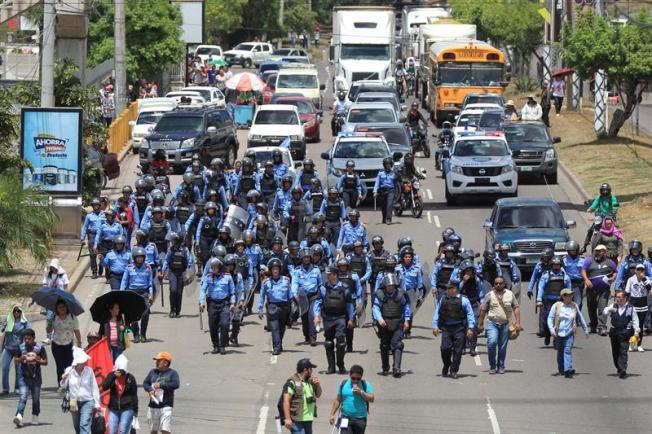 ONU espera que se restablezcan las condiciones para reanudar el diálogo en Honduras