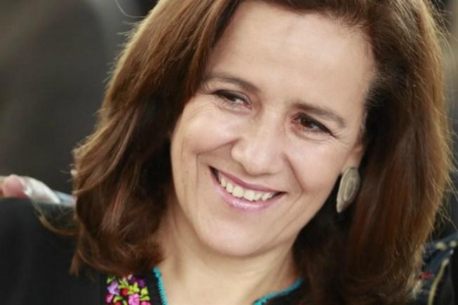 Excandidata Zavala prevé acercarse a otros aspirantes