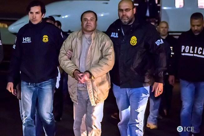 """Juez aplaza el juicio contra """"El Chapo"""" Guzmán"""