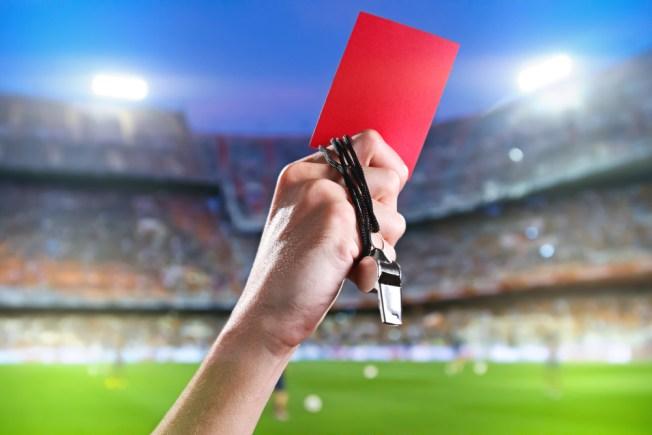 Jugador mata a árbitro por expulsarlo en Argentina