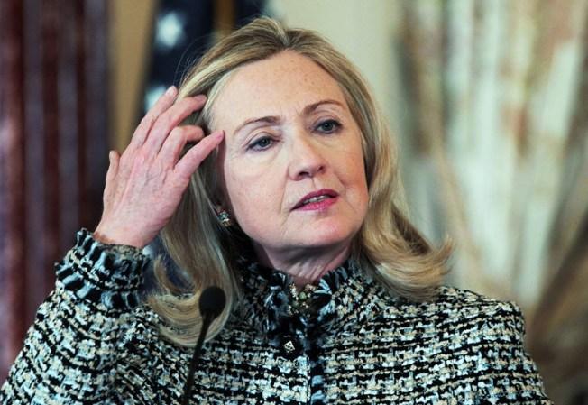 Hillary Clinton vuelve al trabajo