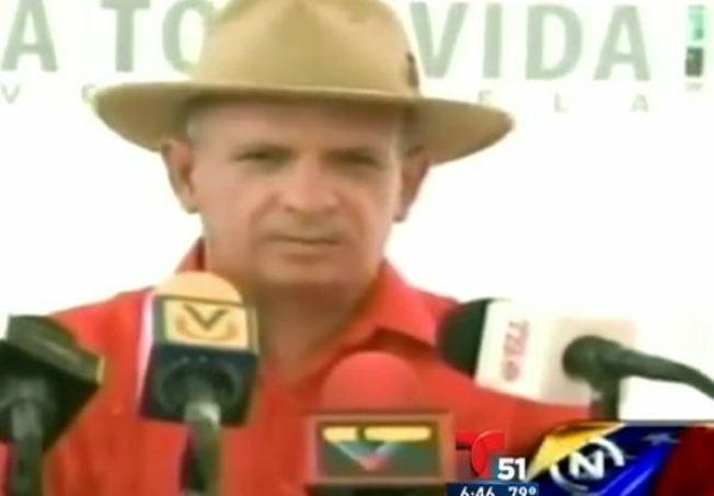 General venezolano arrestado en Aruba