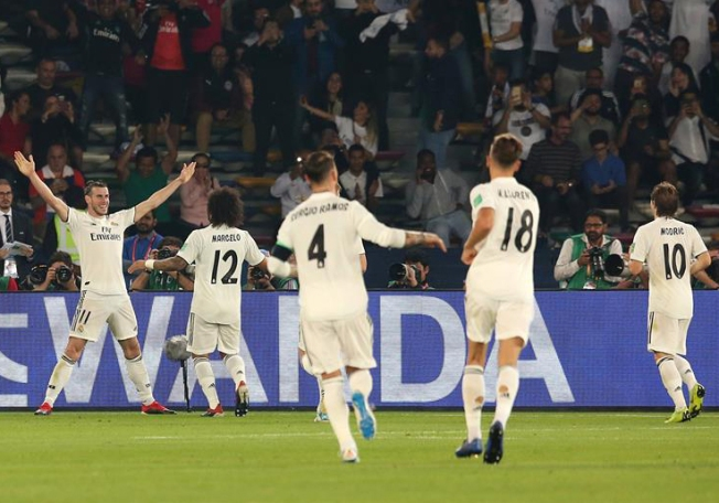 Real Madrid domina al Kashima Antlers y pasa a la final