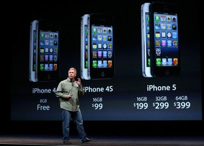 Furor por el nuevo Iphone 5