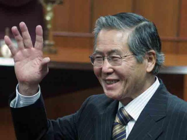 Impacto: imagen de Fujimori en corte