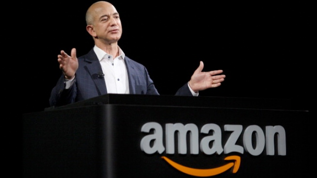 Amazon superó a Apple