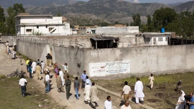 Diversión en la casa de Bin Laden