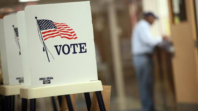 Salen a votar en Nevada