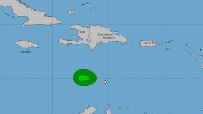 Se disipa la tormenta Isaac, que deja lluvias en el Caribe