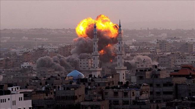 Gaza: ya son 45 muertos