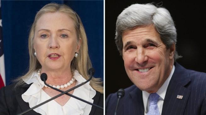 Senado aprueba nombramiento de Kerry