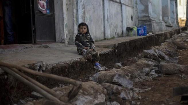 Millones afectados en Guatemala