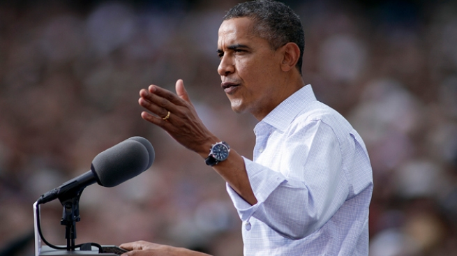 Se lo juega todo hoy Obama