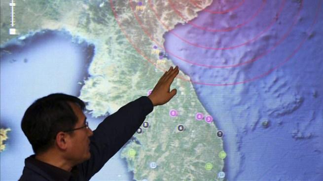 Condenan prueba nuclear norcoreana