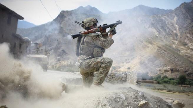 34 mil soldados regresarán de Afganistán