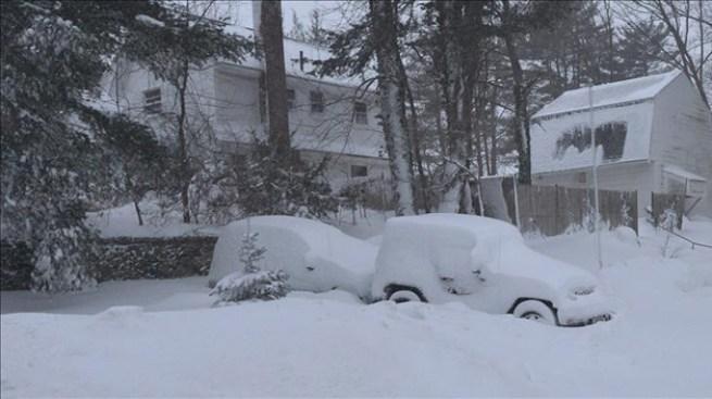 Tormenta de nieve deja 15 muertos