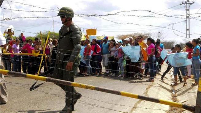 Venezuela: 58 presos muertos tras motín
