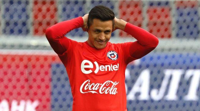 Debuta Chile en Copa Confederaciones con triunfo 2-0 ante Camerún
