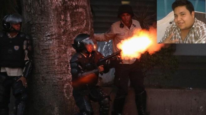Venezuela: matan a un líder estudiantil