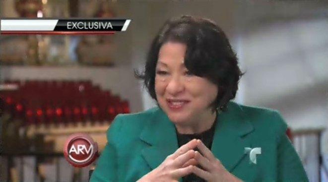 Exclusiva: Sotomayor derramó lágrimas