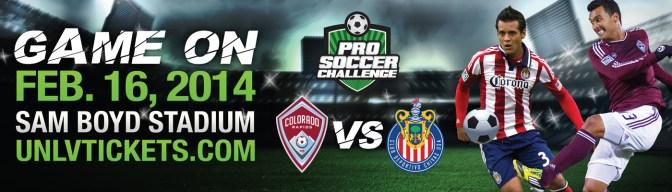 Chivas USA vs Colorado Rapids