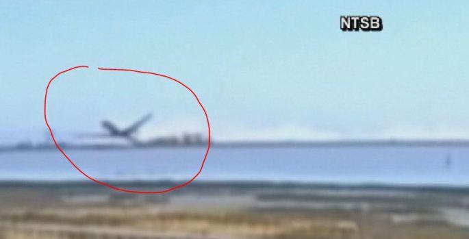 Video: Video muestra desastre aéreo de Asiana