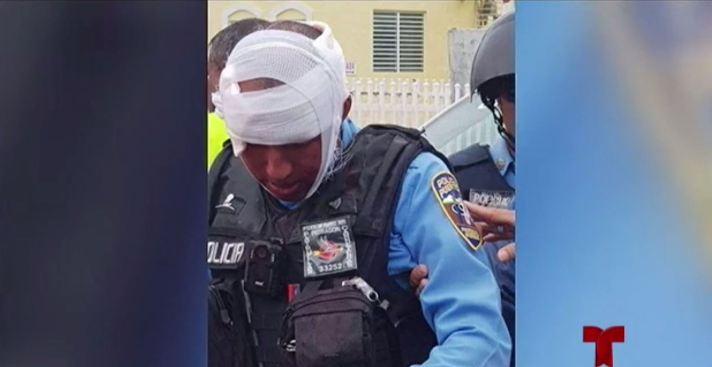 No someterán cargos contra estudiante que alegaron agredió a policía con